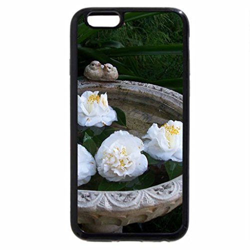 iPhone 6S / iPhone 6 Case (Black) Camelia's Floating