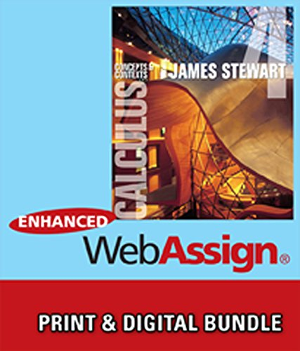 Bundle: Calculus: Concepts and Contexts, 4th + WebAssign Printed Access Card for Stewart's Calculus: Concepts and Contexts, 4th Edition, Multi-Term