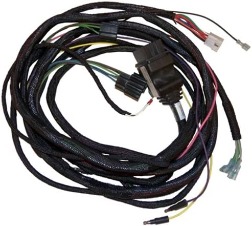 Amazon Com Boss Part Msc03742 Harness Light And Control 11 Pin 116 In Long Truck Side Automotive