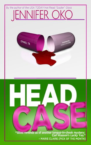Book: Head Case by Jennifer Oko