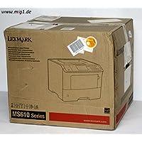 Lexmark MS610de Imprimante laser monochrome 47 ppm Noir