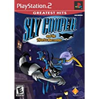 SLY COOPER AND THE THIEVIUS RACCOONUS GREATEST HITS - PS2