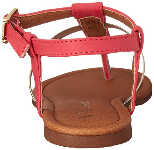 Nina marcey Flat Sandal (Little Kid/Big Kid) Hot Pink