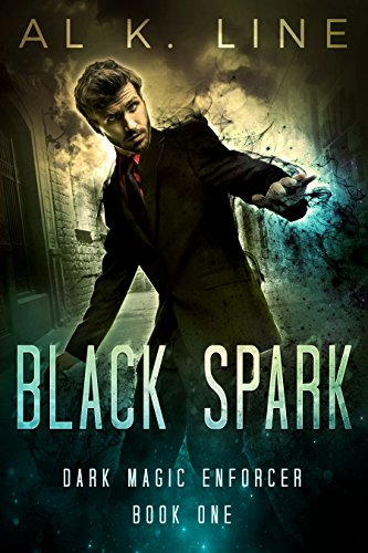 Black Spark (Dark Magic Enforcer Book - Line Dark