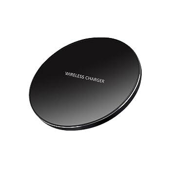 IvyLife Cargador Inalámbrico Wireless Charger Almohadilla de carga ...