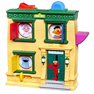 Sesame street hide and seek pals toys games for Playskool kitchen set