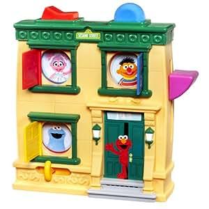 Sesame street hide and seek pals toys games for Playskool kitchen set