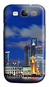 Samsung Galaxy S3 I9300 Cases & Covers - Shanghai China Custom PC Soft Case Cover Protector for Samsung Galaxy S3 I9300