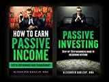 img - for How To Earn Passive Income AND How To Earn Passive Investing: Make more money, Start online business, quit your day job, financial freedom, entrepreneur, startup, build wealth, Tony Robbins, Cardone book / textbook / text book