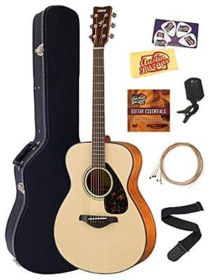 Yamaha FS PRO Guitar Bundles