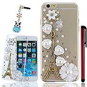 Eiffel Tower 3D Handmade Case iPhoneaisy Camellia Eiffel Tower