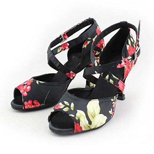 Miyoopark , Salle de bal femme - noir - Black-7.5cm heel, 35