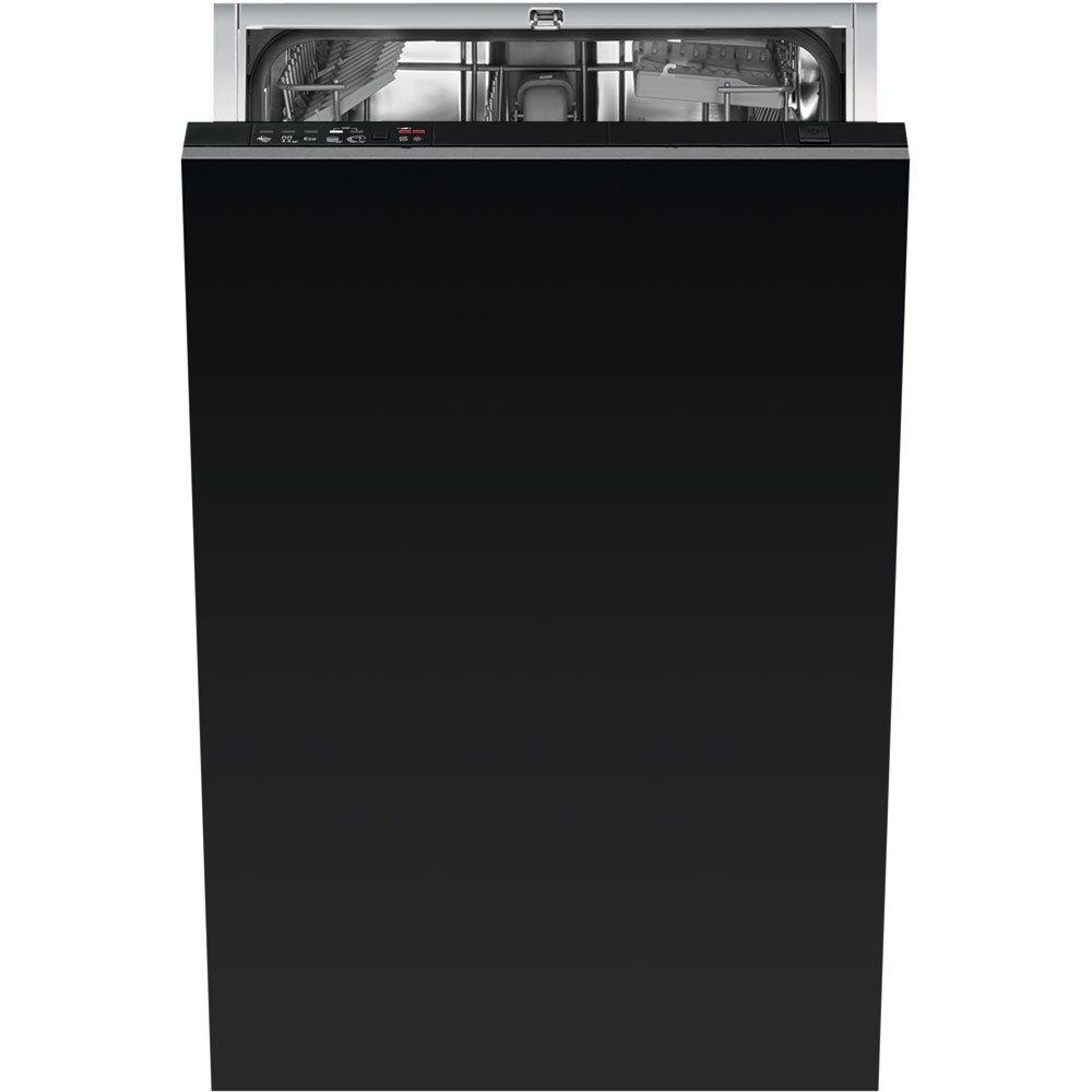 Smeg STA4505 Totalmente integrado 10cubiertos A+ lavavajilla ...