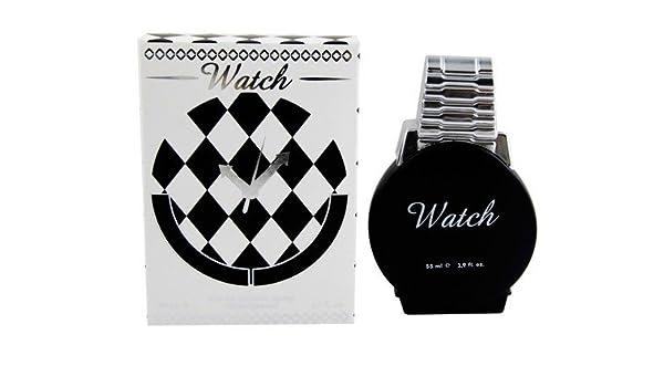 DISOK - Perfume Reloj Man Detalles Bodas - Perfumes Colonias Baratos Baratas para Recuerdos y Regalos Comuniones, Cumpleaños: Amazon.es: Hogar