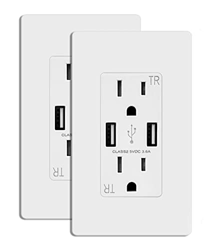 110v wall outlet