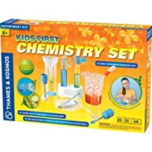 Thames and Kosmos Kids First Chemistry Set Science Kit by Thames & Kosmos [Toy]