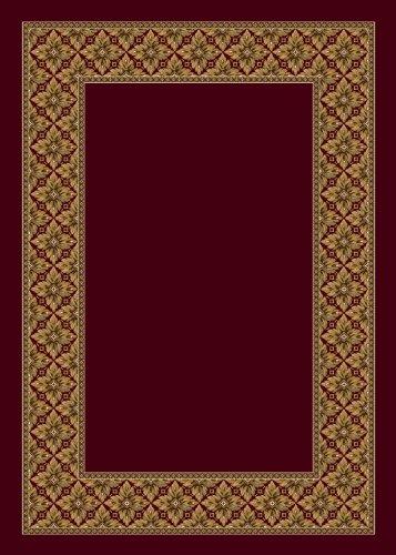 (Design Center Copernicus Garnet Rug Rug Size: 7'8