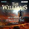 Spät dran am Jüngsten Tag (Bobby Dollar 3) Audiobook by Tad Williams Narrated by Simon Jäger