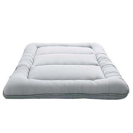 ZZCd Colchoneta de Tatami para Dormir Colchoneta Plegable de ...