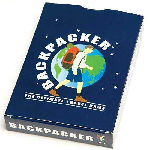 Wild Card Games Ltd Backpacker: The Ultimate Travel Game