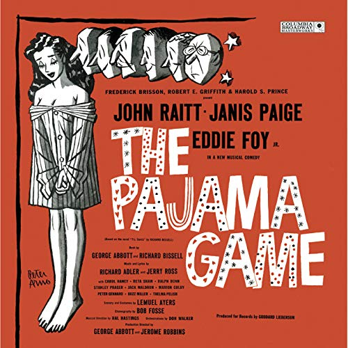 - The Pajama Game (Original Broadway Cast Recording)
