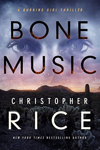 Bone Music (The Burning Girl Series Book 1) cover