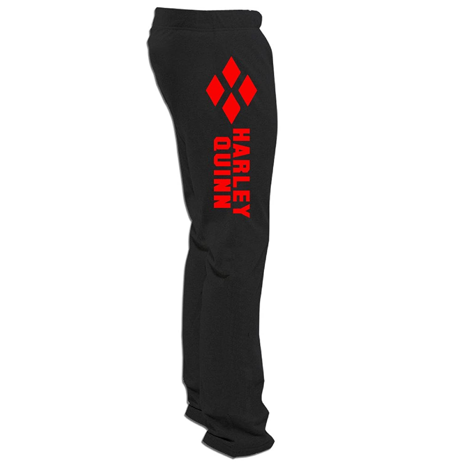 ee4daaf910016a 80%OFF QCNEY Men's Harley Quinn Casual Workout Pants - vangoeiegrond.nl