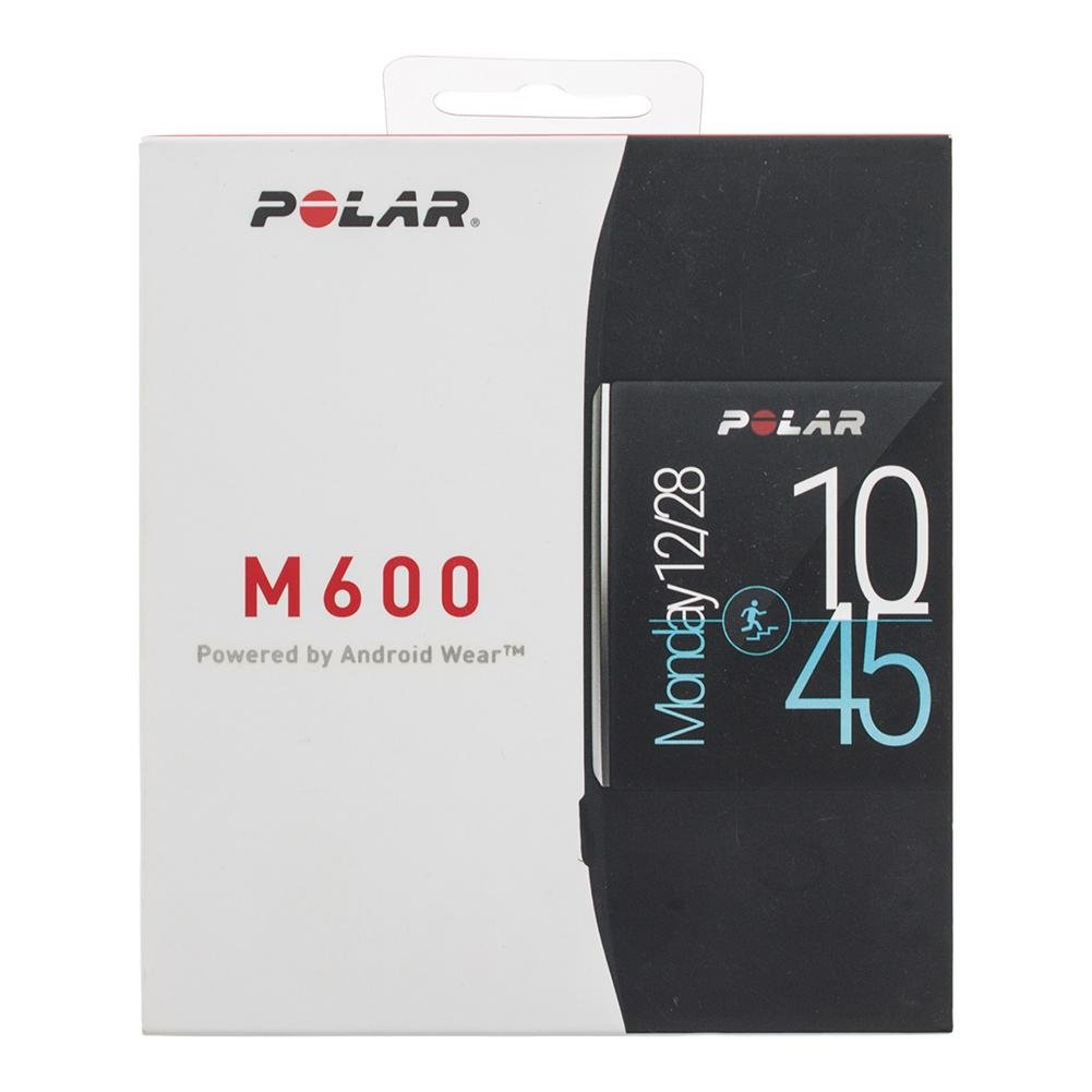 Amazon.com: Polar M600 reloj deportivo GPS, color negro ...