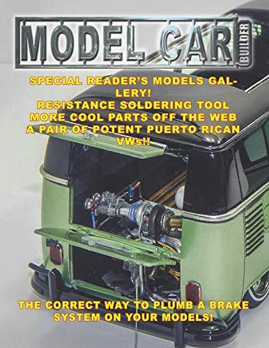 Model Car Builder: No. 32 Special Readers Gallery issue! (Model Car Kits Glue)
