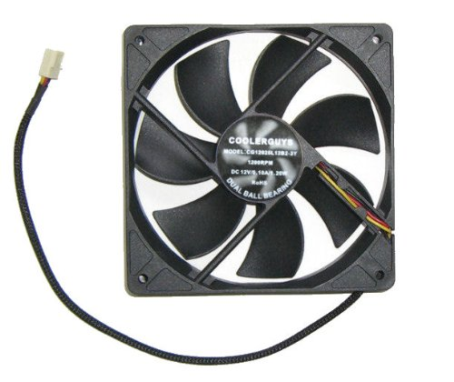 Ball Bearing Low Speed Fan - 7