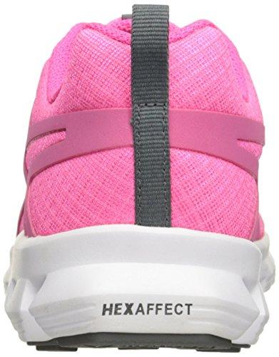 Reebok Kvinna Hexaffect Brand Vtr Mtm Löparskor Sol Rosa / Alu / Vit