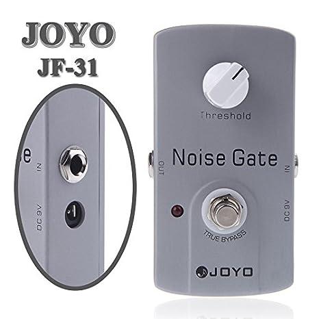Artans (TM) JOYO JF-31 puerta de ruido Violao eléctrico Pedal de ...