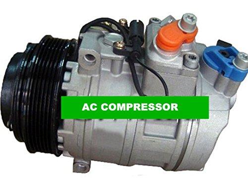 GOWE AC COMPRESSOR FOR DENSO 7SBU16C AC COMPRESSOR FOR CAR MERCES-BENZ SPRINTER S210 W463 W163 R170 A0002302011 A002342911 2301100070 Review