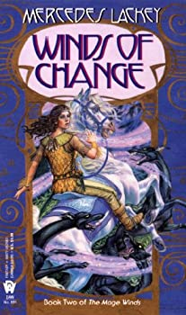 Winds of Change by Mercedes Lackey fantasy book reviews