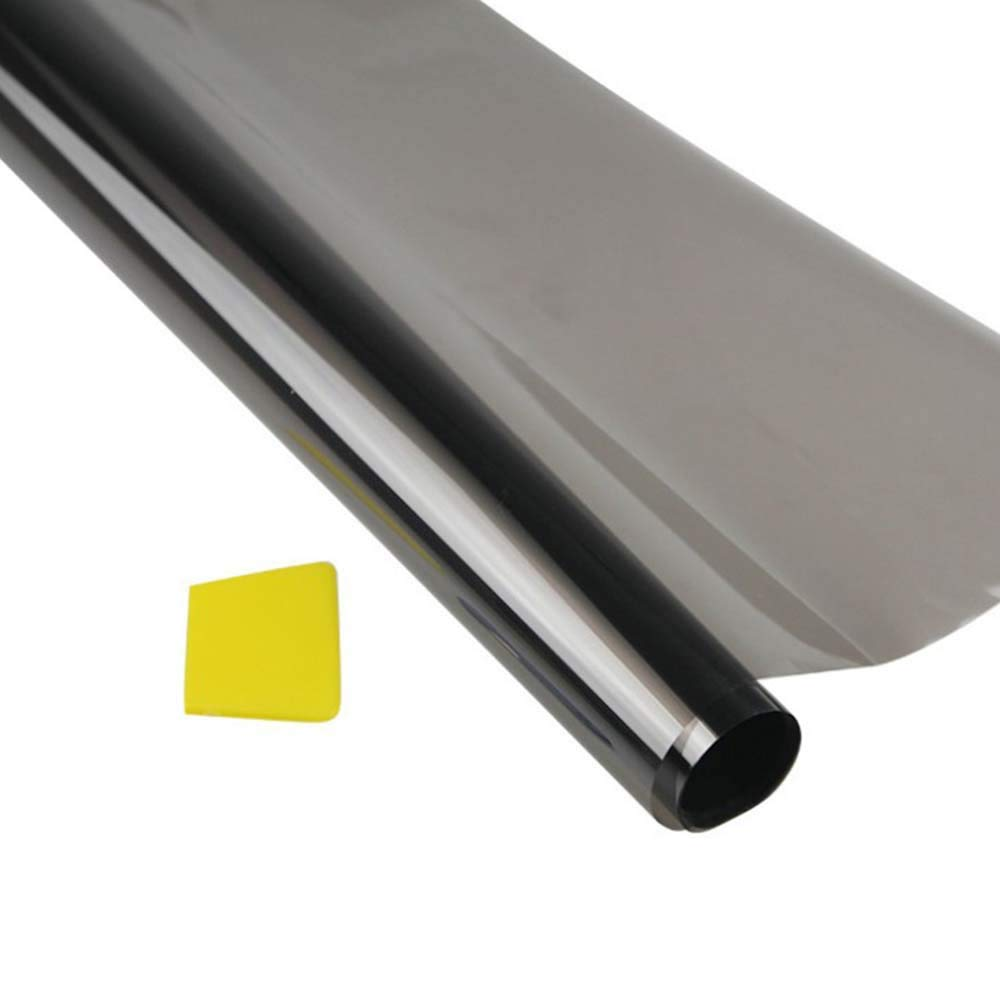 75 cm UKNANY 6 m Pellicola oscurante per finestrini auto e furgoni protezione solare universale