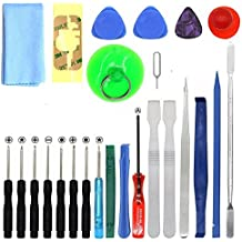 Torx Screwdriver Set,Kingsdun Tools 25pcs IN Universal Screen Removal Precision Screwdriver Set Repair Tool kit for iPhone 6s Android Phones