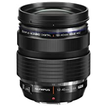 Olympus M Zuiko Digital ED 12-40mm for 2.8 Pro Interchangeable Lens