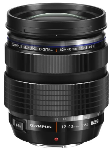 Olympus M.ZUIKO DIGITAL ED 12-40mm F2.8 PRO Interchangeable Lens