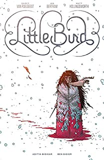 Book Cover: Little Bird: The Fight for Elder's Hope
