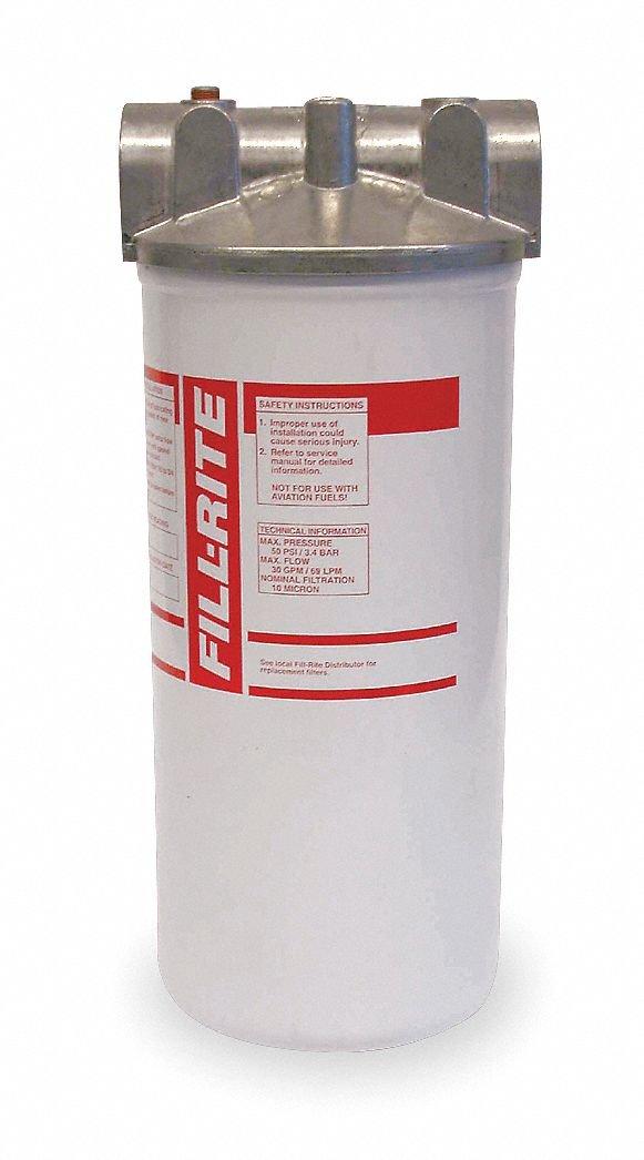Amazon.com: Fill-RITE Filter Head Fuel Filter Housing, 1