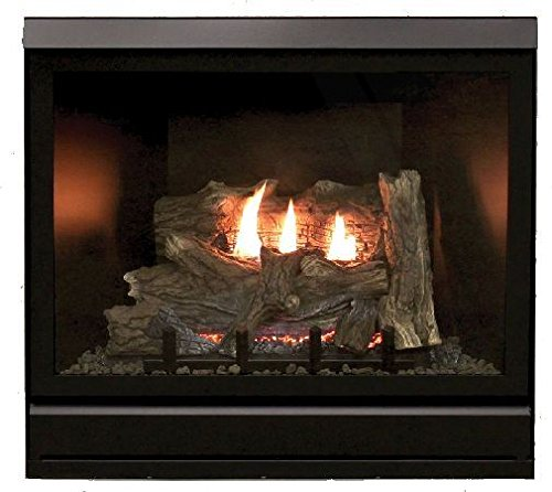Deluxe Direct Vent Fireplace - Empire Comfort Systems Tahoe Clean Face Direct Vent IPC Deluxe 36