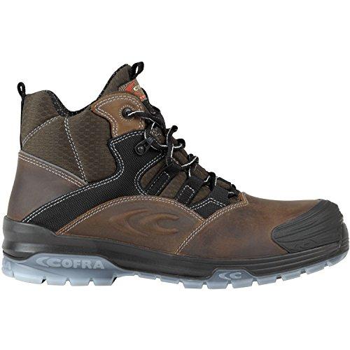 Cofra Sicherheits-Stiefel | Modell Goya Brown | S3 mit Kälteschutz | Größe 47
