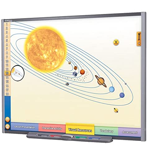 Multimedia Earth Science Lessons for Interactive Whiteboards: The Sun-Earth-Moon System, Single - Earth Moon System