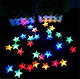 URToys Colorful Star Curtain 3M 30LED Copper Wire - Best Reviews Guide
