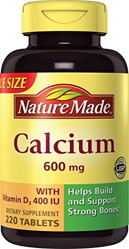 Top 10 Nature Made Calcium Carbonate 1200 Mg