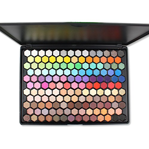 (Makeup Eyeshadow Palette Professional 149 Colors Matte&Shimmer Eyeshadow Palette Powder Makeup Kit Halloween Makeup Palette Highly Pigmented Professional Cosmetic Box for Party&Daily)