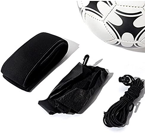 Crewell Football Trainer Soccer Skill Trainer Assist/é Play Roundabout Bandage kit pour Enfant