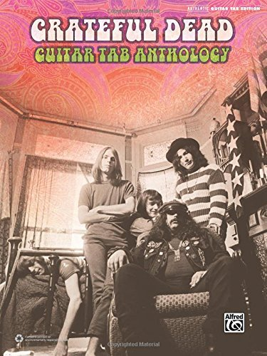Grateful Dead -- Guitar TAB Anthology: Authentic Guitar TAB by Grateful Dead (1986-05-01) (Grateful Dead Tab)