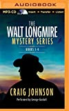 Image of The Walt Longmire Mystery Series Boxed Set Volume 1-4: The Cold Dish, Death Without Company, Kindness Goes Unpunished, Another Man's Moccasins