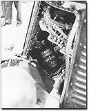 Mercury Faith 7 Astronaut Gordon Cooper 8x10 Silver Halide Photo Print